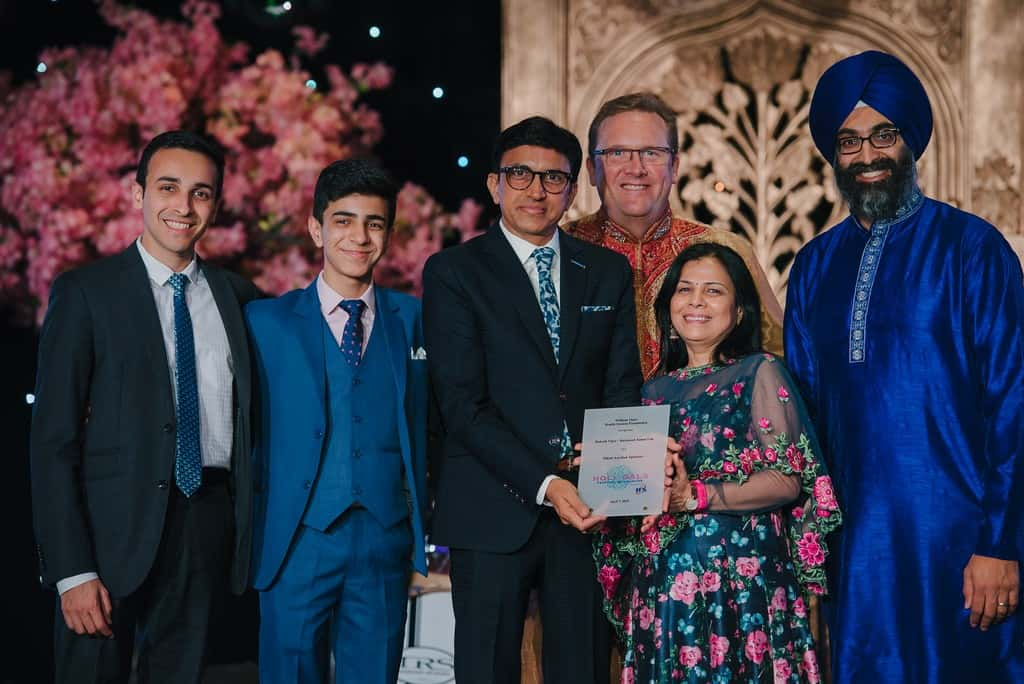 Osler - The Holi Gala is one example of how William Osler Health System Foundation engages with communities to celebrate and support the community hospitals.