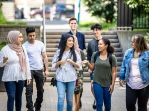 Ryerson students
